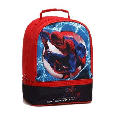 Bolsito portameriendas Spiderman 26cm