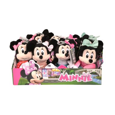 Expositor Peluches Minnie Mouse 17cm