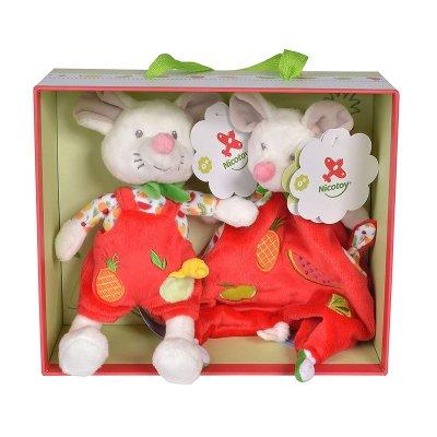 Wholesaler of Set peluches ratones en Caja Regalo Nicotoys - chico