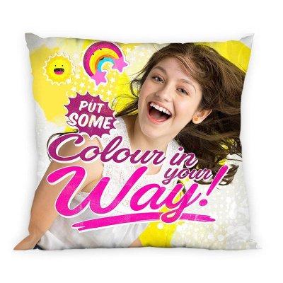 Cojín Soy Luna Put Some Color 40x40cm
