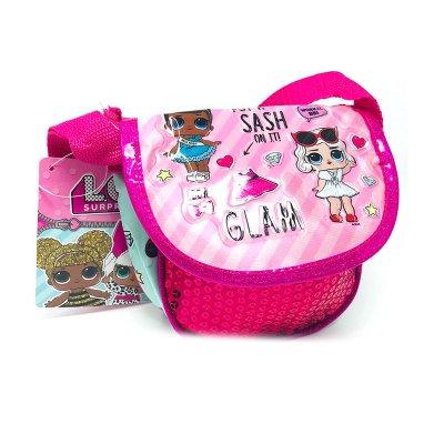 Wholesaler of Bolso bandolera pequeña LOL Surprise Glam 15cm