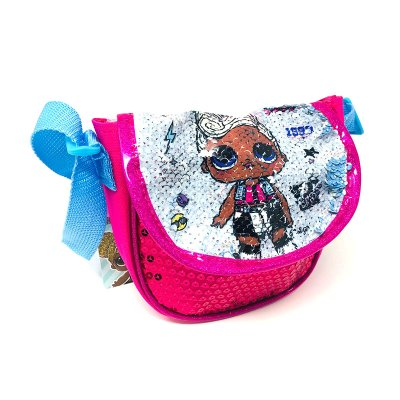 Wholesaler of Bolso bandolera pequeña LOL Surprise Rock 15cm