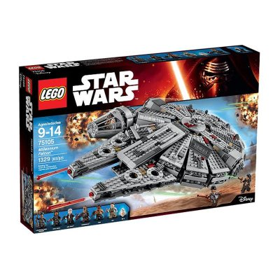 Distribuidor mayorista de Millennium Falcon Lego Star Wars