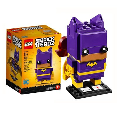 Batgirl Lego BrickHeadz