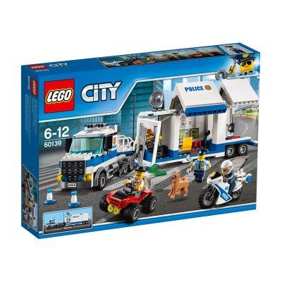 Centro de control móvil Lego City
