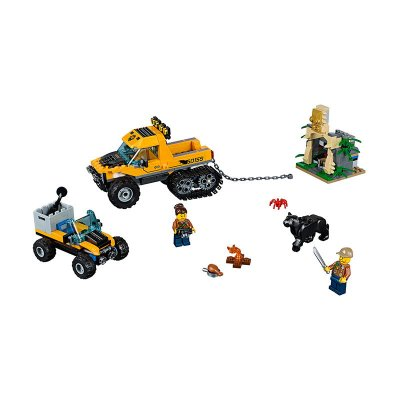 Jungla: Misión en semioruga Lego City - Kilumio