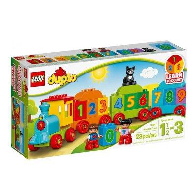 Wholesaler of Tren de los números Lego Duplo My First
