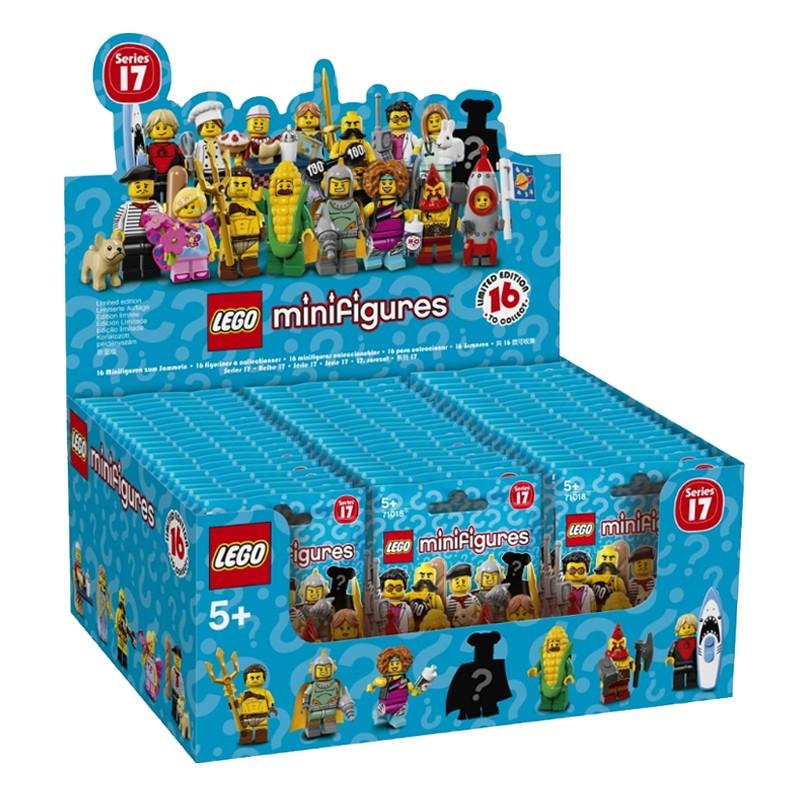 60 Sobres 17ª Expositor Kilumio Minifiguras Edición Lego zGjVSUMLqp