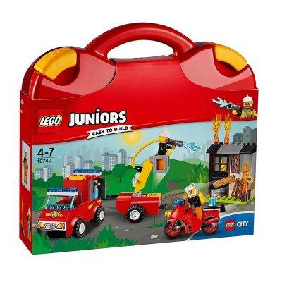 Maletín de patrulla de bomberos Lego Juniors