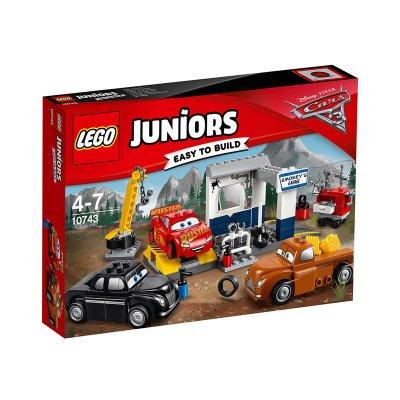 Taller de Smokey Lego Juniors