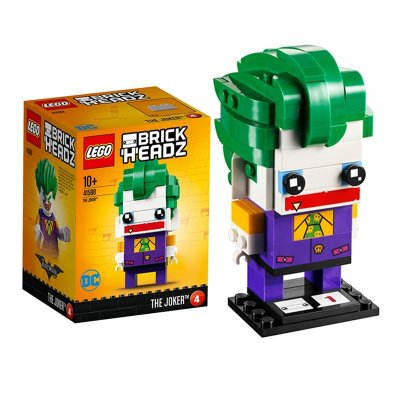 The Joker Lego BrickHeadz