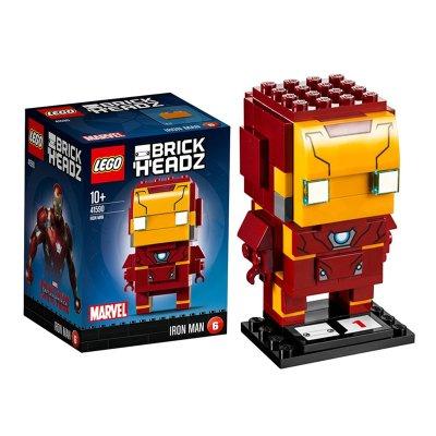Iron Man Lego BrickHeadz