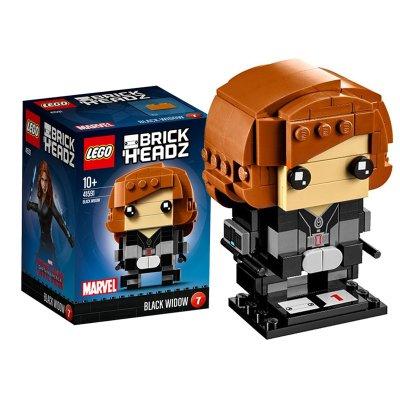 Black Widow Lego BrickHeadz
