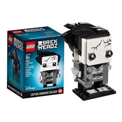 Capitán Armando Salazar Lego BrickHeadz