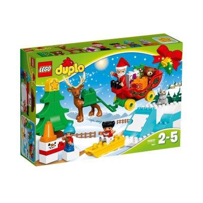 Trineo de Papá Noel Lego Duplo