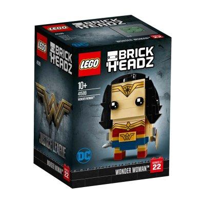 Wonder Woman Lego BrickHeadz