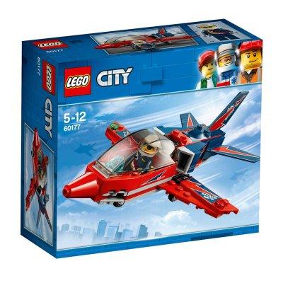 Jet de exhibición Lego City Great Vehicles
