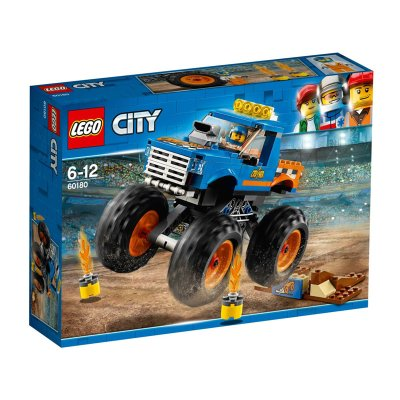 Camión monstruo Lego City Great Vehicles