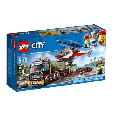 Camión de transporte Lego City