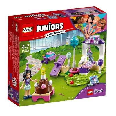 Fiesta de mascotas de Emma Lego Juniors