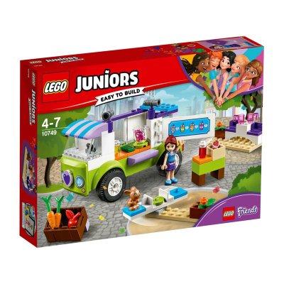Mercadillo orgánico de Mia Lego Juniors