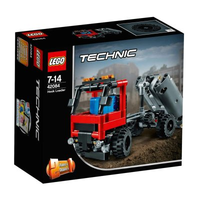 Camión portacontenedores Lego Technic