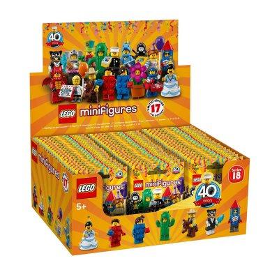 Sobres Lego Fiesta Minifiguras 18ª edición
