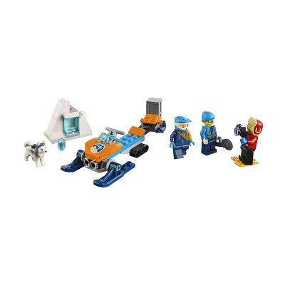 Wholesaler of Ártico: Equipo de exploración Lego City