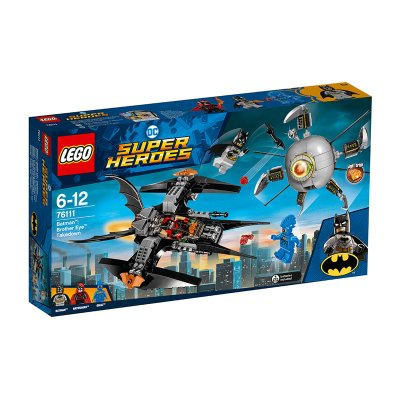 Batman: Asalto Final contra Brother Eye Lego DC