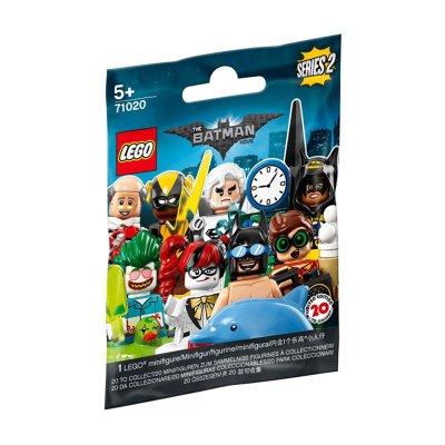 Sobres Lego Batman Minifiguras serie 2