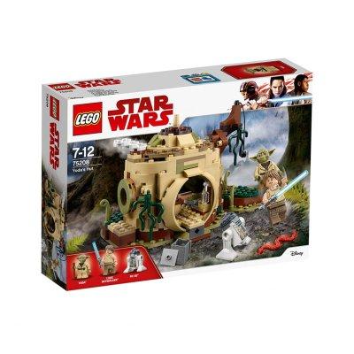 Cabaña de Yoda Lego Star Wars