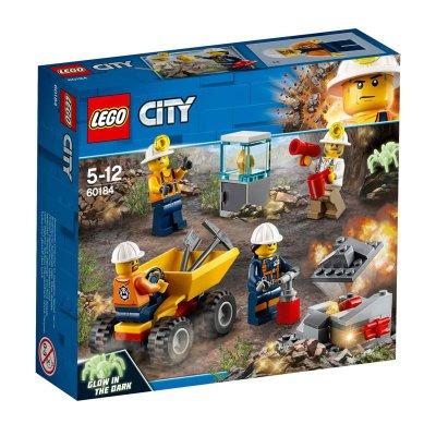 Mina: Equipo Lego City Mining