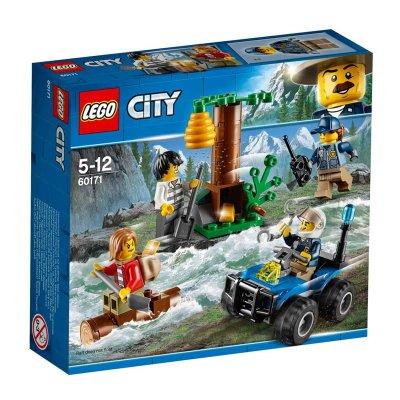Montaña: Fugitivos Lego City Police