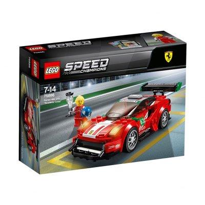 Ferrari 488 GT3 Scuderia Corsa Lego Speed Champions