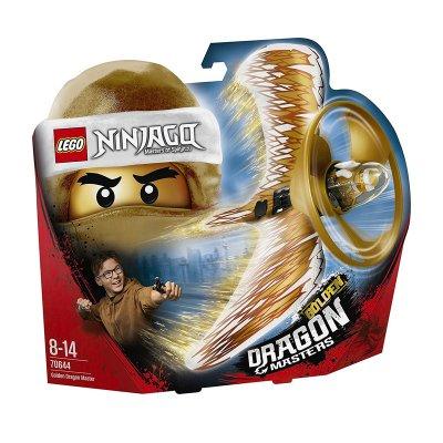 Maestro del Dragón Dorado Lego Ninjago