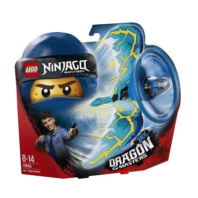 Jay: maestro del dragón Lego Ninjago