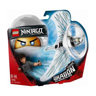 Zane: maestro del dragón Lego Ninjago