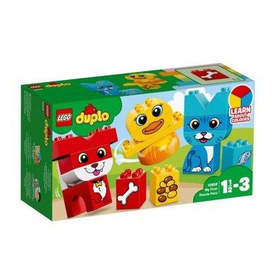 Mi primer puzzle de mascotas Lego Duplo