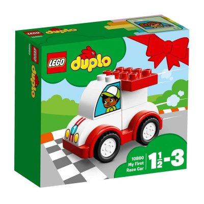 Mi primer coche de carreras Lego Duplo My First
