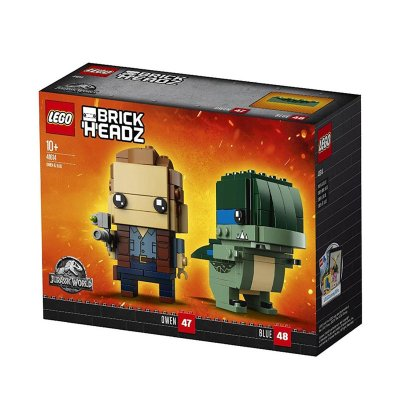 Owen & Blue BrickHeadz