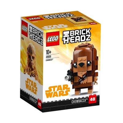 Chewbacca BrickHeadz