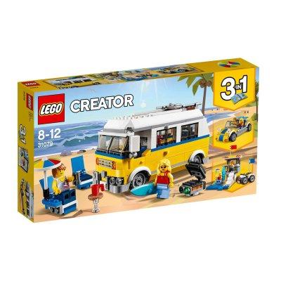 Furgoneta de playa Lego Creator