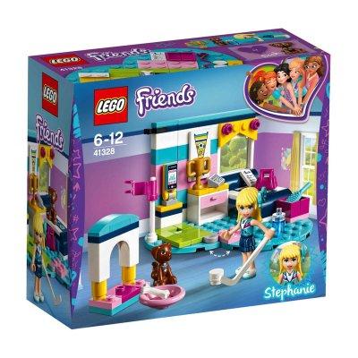 Dormitorio de Stephanie Lego Friends