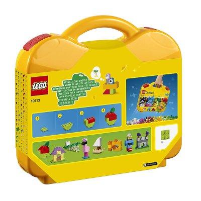 Wholesaler of Maletín creativo Lego Classic