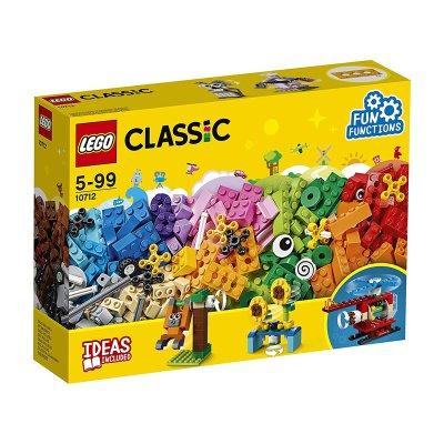 Ladrillos y engranajes Lego Classic