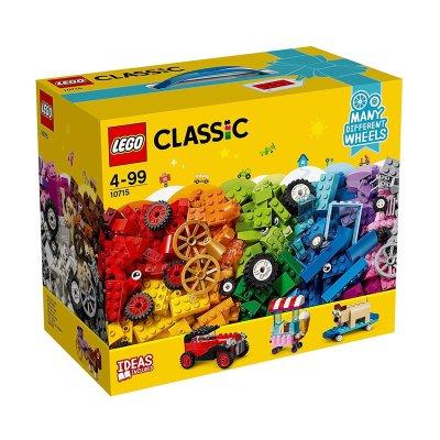 Ladrillos sobre ruedas Lego Duplo Classic