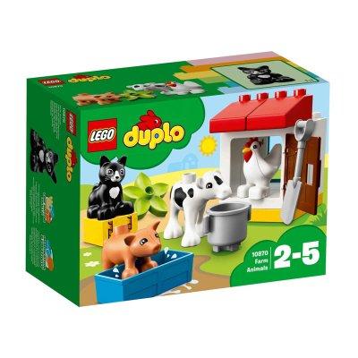 Animales de la granja Lego Duplo Town