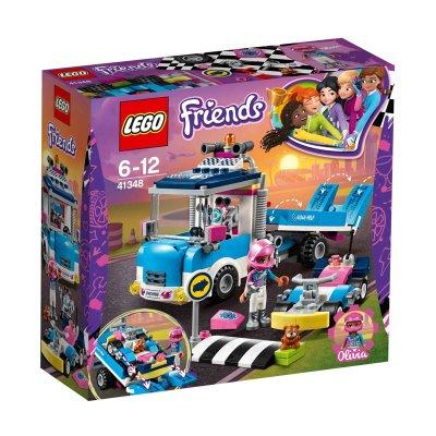 Camión de asistencia y mantenimiento Lego Friends