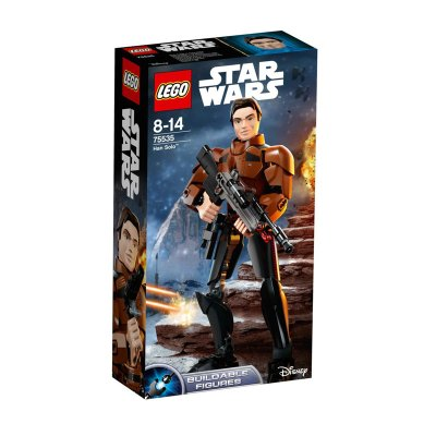 Han Solo Lego Constraction Star Wars