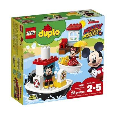 Barco de Mickey Lego Duplo